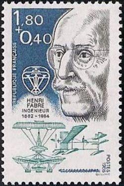 Henri Fabre (1882-1984) ingénieur