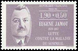 Eugène Jamot (1879-1937) médecin, Lutte contre la maladie du sommeil