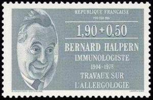 Bernard Halpern (1804-1978) immunologiste