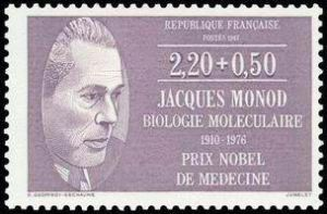 Jacques Monot (1910-1976) biologiste prix Nobel 1965