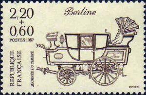 Journée du timbre - Berline