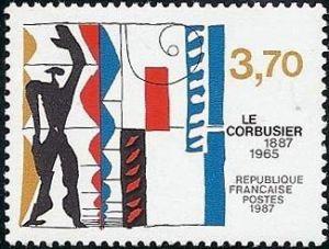 Centenaire de la naissance de Le Corbusier (1887-1965) architecte et urbaniste