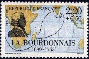 Bertrand François Mahé de La Bourdonnais (1699-1753)