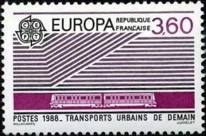 Europa - Transports urbains de demain