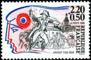 Personnages de la révolution française - Drouet (1763-1824)