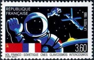 Vol franco-soviétique «CNES Glavcosmos-Intercosmos»