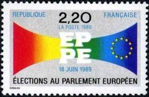 3ème élection au parlement européen