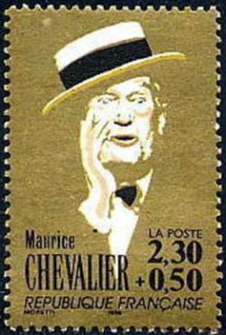 Maurice Chevalier (1888-1972)