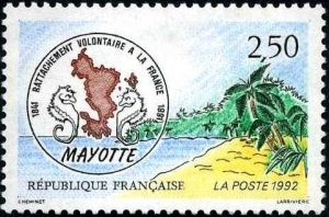 Rattachement volontaire de Mayotte à la France