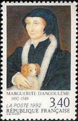 Marguerite d'Angoulème reine de Navarre (1492-1549)