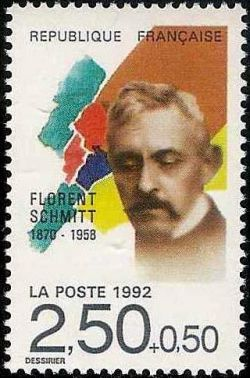 <b>Florent Schmit</b> (1870-1958) - 2749