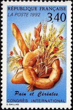 Congrès international des céréales et du pain
