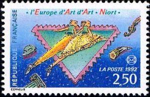 Congrès des sociétés philatéliques françaises à Niort