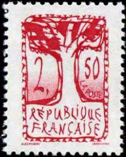 Bicentenaire de la proclamation de la république, dessin original de Pierre Alechinsky