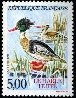 Le Harle Huppé