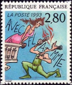 Le plaisir d'écrire vu par Jean-Michel Thiriet «Avec flamme»