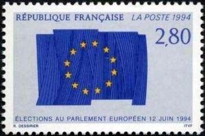 4èmes élections au Parlement Européen 12 juin 1994