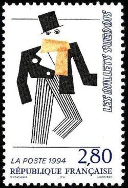 Relations culturelles France-Suède - Fernand Léger - Ballets suèdois