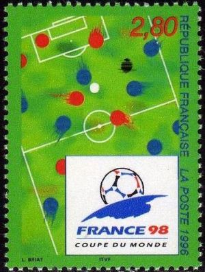 France 98 coupe de monde de football
