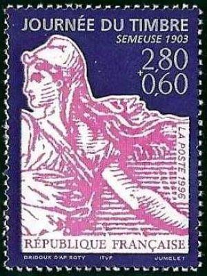 Journée du timbre - La Semeuse 1903