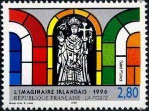 L'Imaginaire irlandais, Saint Patrick