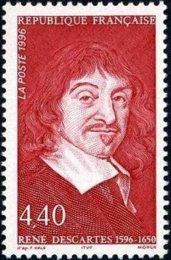 400èm anniversaire de la naissance de René Descartes (1596-1650)