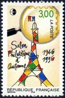 50ème salon philatélique d'Automne