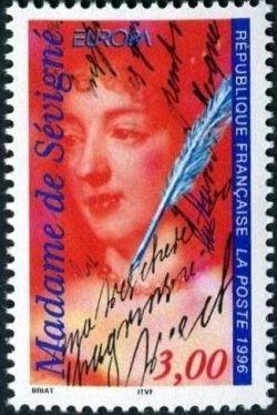 Madame de Sévigné - Europa