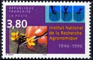 Cinquantenaire de l'institut national de la recherche agronomique