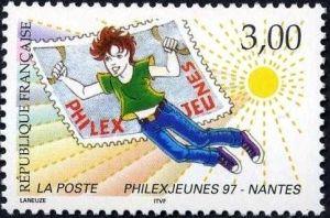 Philexjeune 97. Exposition philatélique de jeunes collectionneurs à Nantes