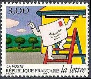 Les journées de la lettre. Le voyage d'une lettre