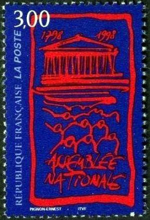 Assemblée nationale, Bicentenaire