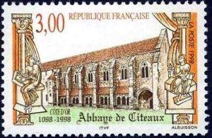 900èm anniversaire de la fondation de l''abbaye de Citeaux (Cote d''Or)