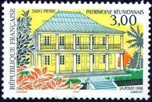 Patrimoine réunionnais Saint-Pierre