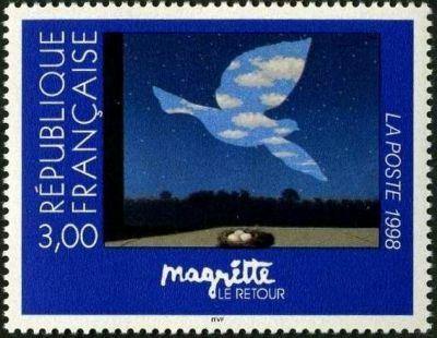 Centenaire de la naissance du peintre René Magritte (1898-1967)