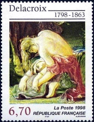 Bicentenaire de la naissance du peintre Eugène Delacroix (1798-1863)