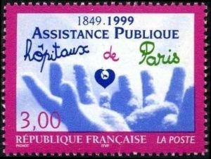 L'assitance publique hopitaux de Paris, 150ème anniversaire