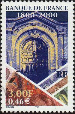Bicentenaire de la banque de france