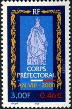 Bicentenaire de la création du corps préfectoral