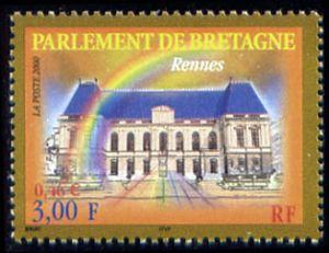 Le parlement de Bretagne (Rennes)