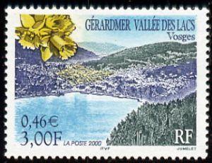 Gérardmer, Vallée des lacs (Vosges)