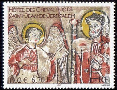 Hotel des chevaliers de Saint-Jean-de-Jérusalem