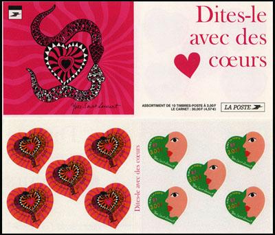 La bande carnet : Saint Valentin