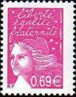 Marianne de Luquet 0,69 € rose
