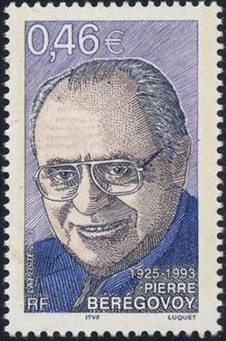 Hommage à Pierre Bérégovoy (1925-1993)