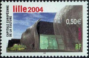 Lille capitale européenne de la culture en 2004