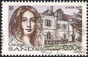 Bicentenaire de la naissance de l'écrivain Georges Sand (1804-1876)