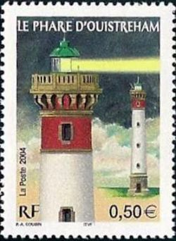 Le phare d'Ouistraham