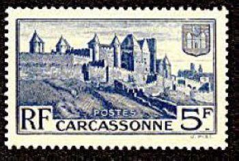 Remparts de la cité de Carcasonne