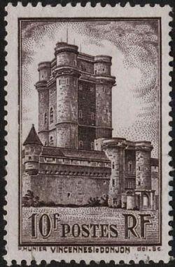Donjon du chateau de Vincennes